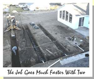 Septic Systems for Small Shops & Offices