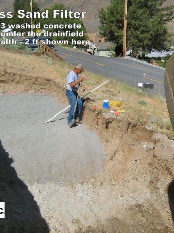 Gravel vs PVC Vault Drainfields